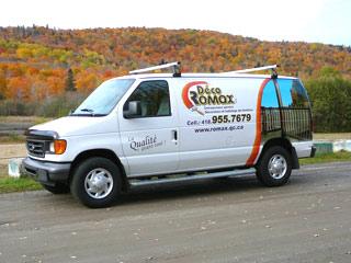 Service de peintres professionnels au Québec