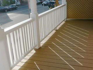 Peinture de balcon