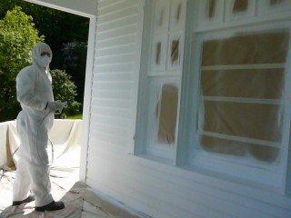 Entrepreneur peintre - Entrepreneur peinture extérieure ( spray) - Produit : Peinture extérieure - Image : 1416051083.jpg