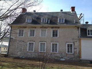 Entrepreneur général en rénovation maison ancestrale