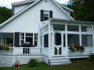 restauration et peinture de maison ancestrale