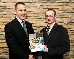 Prix de l'APCHQ pour Roger Bélanger Déco Romax Québec
