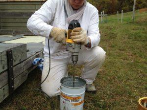 Peinture de galvanisation à froid - Corrosion