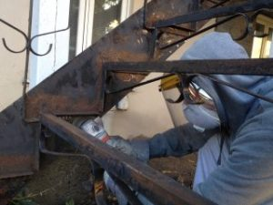 Contrôle de qualité - Préparation de surface