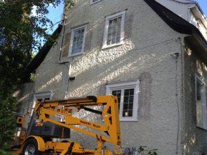 Peinture maison ancestrale