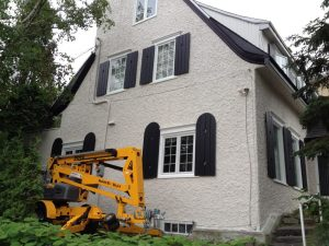 Entrepreneur peintre en bâtiment
