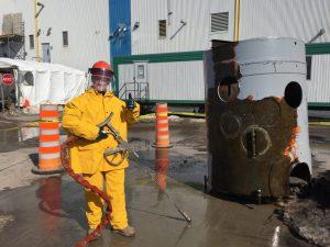 Équipements sécurité - Lavage ultra haute pression