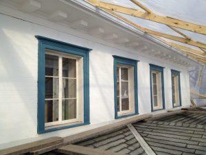 Entrepreneur peinture maison ancienne