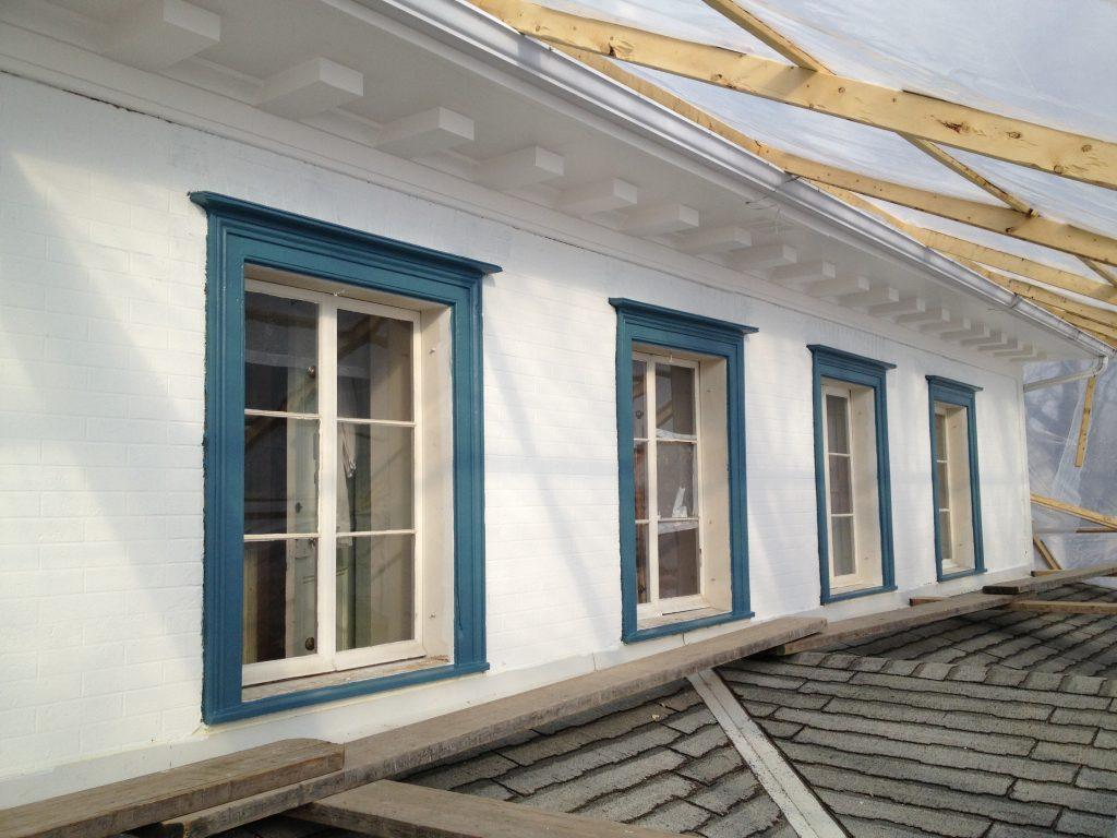 R novation restauration maison patrimoine for Restauration maison ancienne