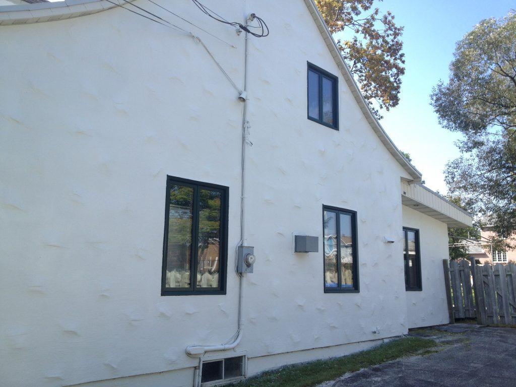 Reparer fissure facade rparation de fissures et peinture - Reparer fissure crepi facade ...