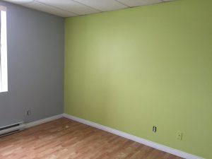 Peinture des murs intérieurs