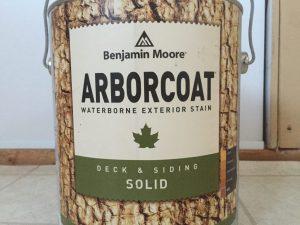 Teinture Arborcoat Benjamin Moore - Extérieure