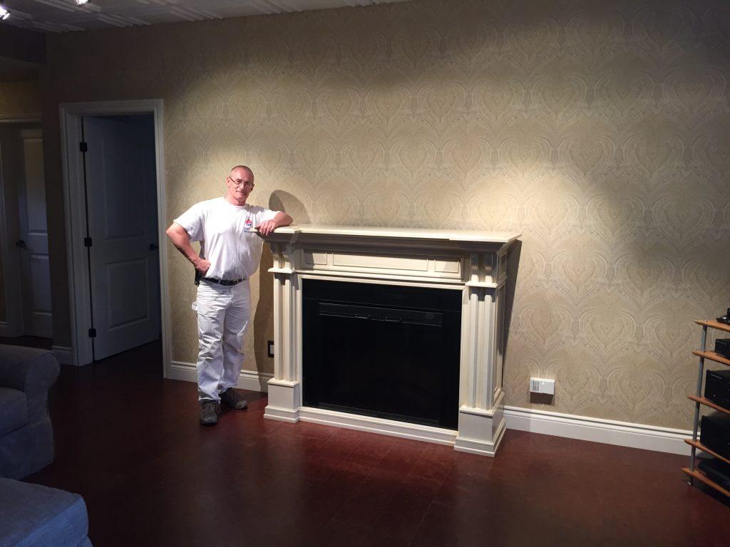 poseur installateur de papier peint murale et poster g ant au qu bec. Black Bedroom Furniture Sets. Home Design Ideas