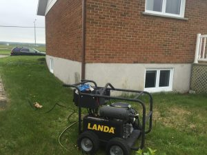 Laveuse à pression Landa 5000 Lbs