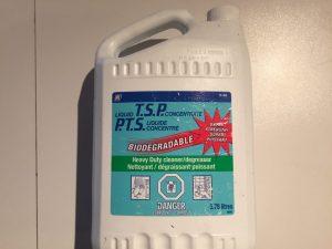 TSP Phosphate trisodique