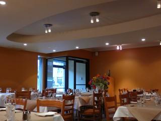 Peintre commercial restaurant