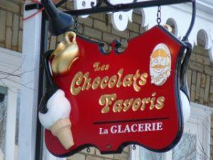 chocolat favoris enseigne
