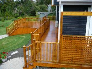 entretient bois terrasse