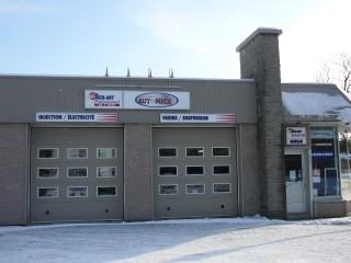 garage centre auto medic peinture