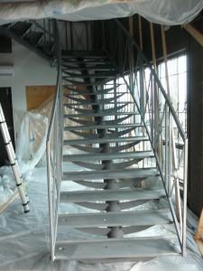 Peinture Escalier Fer Forge Interieur