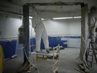 peinture interieur garage quebec