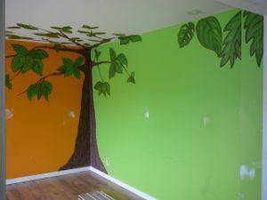 peinture interieure logement
