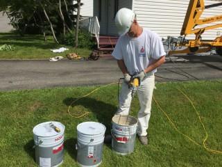 peinture noxyde toiture