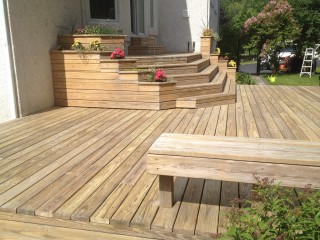 peinture patio donnacona