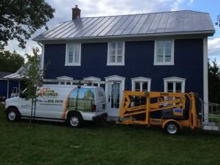 peinture toiture avantage esthetique