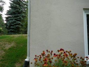 reparation peiunture mur fondation crepi