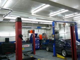 travaux peinture interieure garage