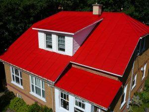 Peintre de qualité pour toit