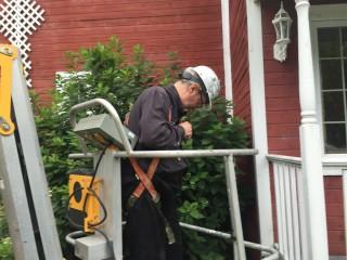 equipements securisés harnais et casque