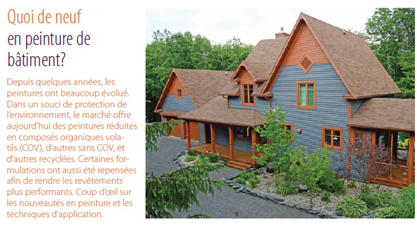 Article quebec habitation